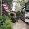RV Lot for Sale: Lot #187 For Sale Fits up to 42 ft coach and 2 cars- Luxury paradise RV resort, Hilton Head Island, SC