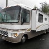 RV for Sale: 2000 Lapalma 34PBD, Walk Around Bed, Double Slide, Sleeps 4