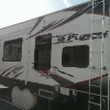 RV for Sale: 2011 Fuzion 322