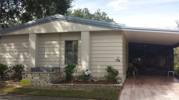 Groovy Mobile Home For Sale In Tarpon Springs Fl Beautiful Large Download Free Architecture Designs Remcamadebymaigaardcom