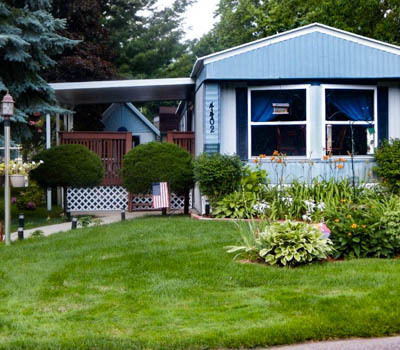 Affordable Mobile Home Community in Traverse City, MI