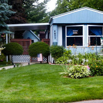 Mobile Home Park In Traverse City Mi Town Amp Country 540230