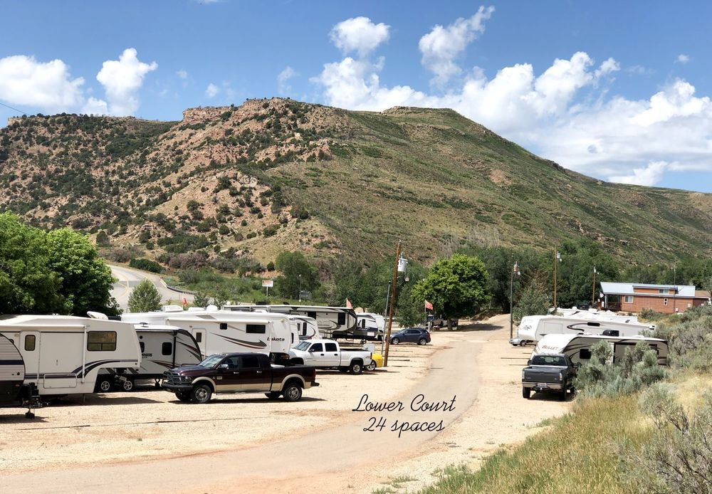 Red Rock Rv Park Rv Park For Sale In Wasatch County Ut
