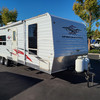 RV for Sale: 2008 Sportsmaster 267 ts