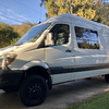 RV for Sale: 2018 SPRINTER 3500 4X4