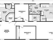 New Mobile Home Model for Sale: Rockland by Cavco Homes