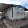 Mobile Home for Sale: 2 Bed, 1 Bath 1983 Flamingo - Clean!! #46 , Mesa, AZ