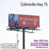 Billboard for Sale:  14 Billboards Auction, Tulsa, OK