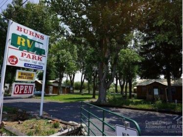 Burns RV Park - RV Park/Campgrounds for Sale in Burns, OR