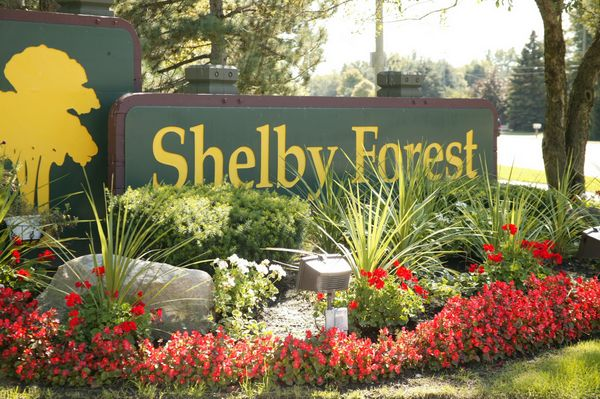 Great location on Schoenherr Road between 22 and 23 Mile Roads in Shelby Twp