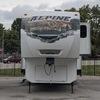 RV for Sale: 2008 ALPINE 3640RL