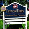 Mobile Home Park for Directory: Crestwood  -  Directory, Lima, OH