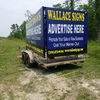 Billboard for Rent: Mobile Billboard, Ashburn, GA