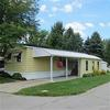 Mobile Home for Sale: Mobile Manu - Double Wide,Ranch, Cross Property - Newstead, NY, Akron, NY