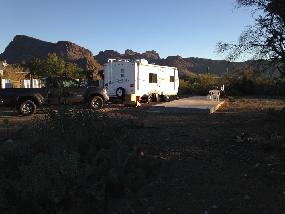 RV Space South