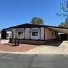 Mobile Home for Sale: HUGE Doublewide! Recently Updated Mobile Home with Seller Financing Lot 518, Tucson, AZ