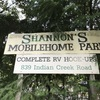 RV Lot for Rent: Shannon's Mobile Home Park, Happy Camp, CA