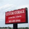 Self Storage Facility for Sale: Pine Ridge & Custom Storage, Elgin, SC