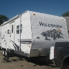 RV for Sale: 2008 WILDWOOD