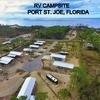 RV Lot for Rent: RV Lot Pole Barn Bay and Beach Close Port Saint Joe, Port St. Joe, FL