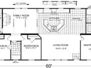 New Mobile Home Model for Sale: Skylar by Champion Home Builders