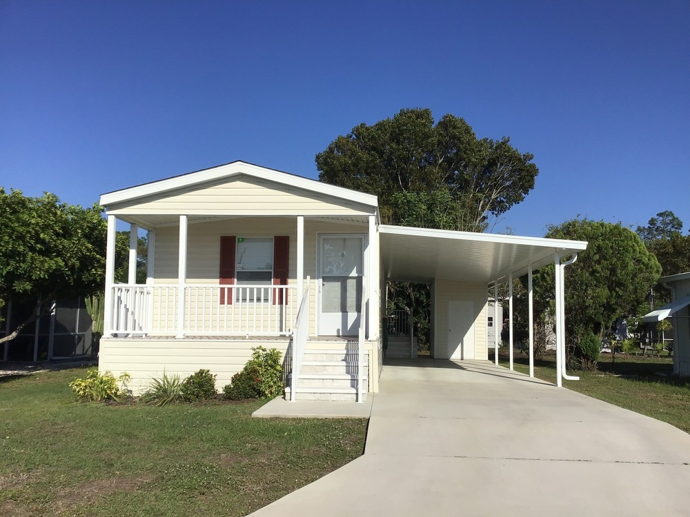 Mobile Home For Rent In N Fort Myers Fl 2015 Nobility