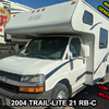 RV for Sale: 2004 21 RB-C