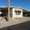 Mobile Home for Sale: 2 Bed, 1 Bath 1982 Cavco- 2 Bed, 1 Bath 1982 Cavco- Upgrades! Open Living! Must See! #12 (White Sands) , Apache Junction, AZ