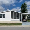 Mobile Home for Sale: WOW!  Furnished 2/2 In A 55+ Pet OK Community, Clearwater, FL