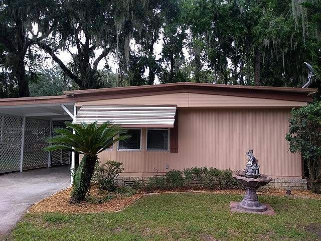 Mobile Home For Sale In Leesburg Fl Canalfront Chain