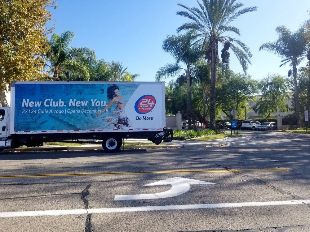 Rolling Adz Mobile Billboards Miami