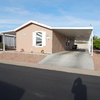 Mobile Home for Sale:  2 Bed, 2 Bath 2016 Sunrise- Clean, Furnished, Open! #2 , Apache Junction, AZ