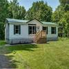 Mobile Home for Sale: Cross Property - Mobile Manu Home With Land,Mobile Manu - Double Wide, Fulton, NY