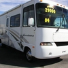 RV for Sale: 2004 HURRICANE 29D  TWIN BEDS  LEVELING JACKS  37000 MILES