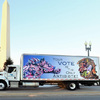 Billboard for Rent: Rolling Adz Mobile Billboards, Washington D.C, Washington, DC