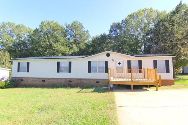 Double Wide Mobilemanufactured Housing Greenwood Sc Mobile