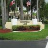 Mobile Home Park: Deerfield Lake, Coconut Creek, FL