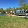 RV Lot for Rent: Beautiful Double Lot in GA Mountains, Blairsville, GA