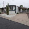 Mobile Home for Sale: 2 Bed, 1 Bath 1969 Lancer- Updated, Clean and Furnished! #35, Mesa, AZ