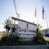 Mobile Home Park: Terrell Crossing  -  Directory, Terrell, TX