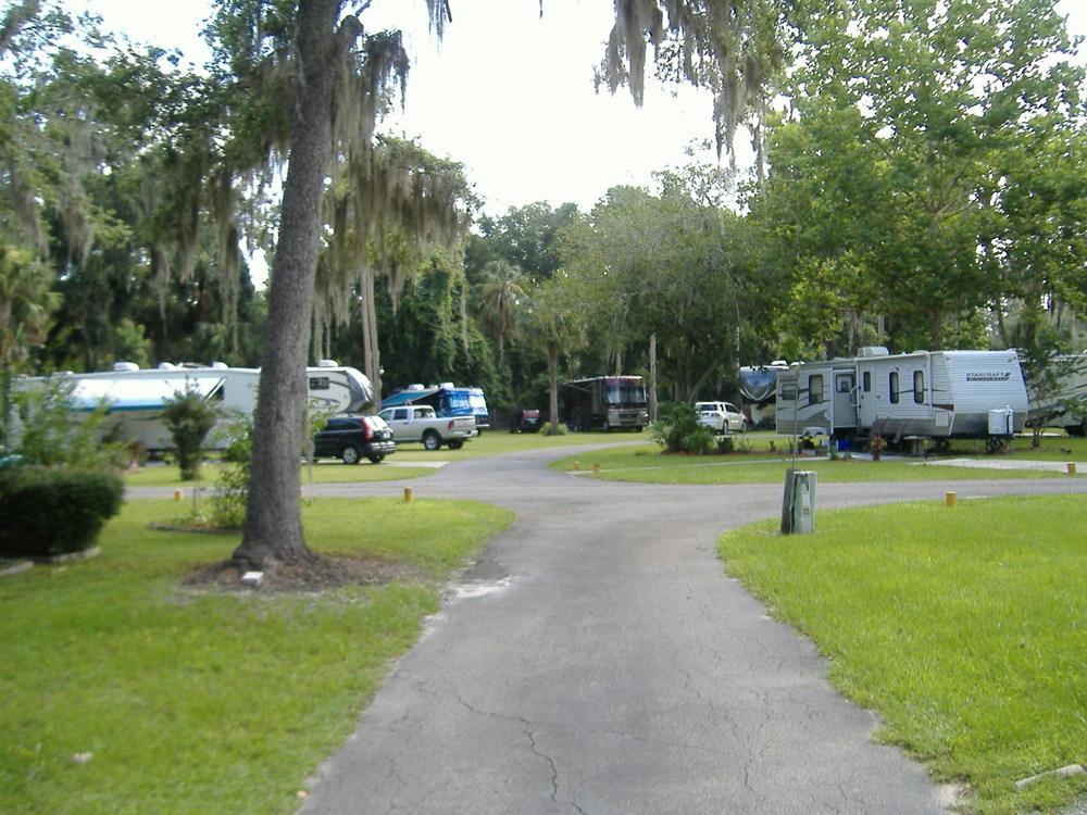 Photo of RV park and Marina