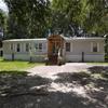 Mobile Home for Sale: Manufactured Home - LAKE PANASOFFKEE, FL, Lake Panasoffkee, FL