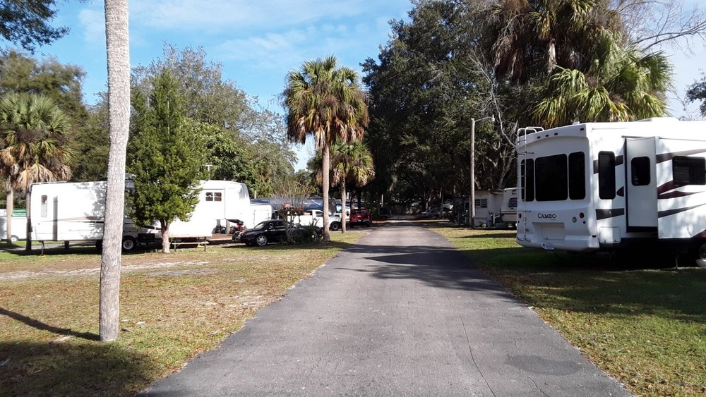 RV Park For Sale in Ocala - 106 Sites - mobile home park for