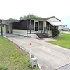Mobile Home for Sale: Clerbrook -  1990 Park Model w/ Golf Cart, Clermont, FL