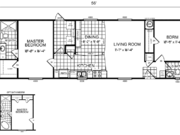 New Mobile Home Model for Sale: Lea by Athens Park Homes