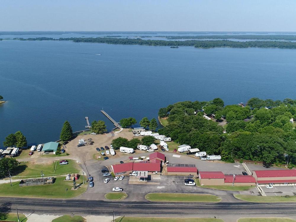 Established Marina on Lake Fork - RV park for sale in ...