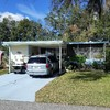 Mobile Home for Sale: Great Deal On 2 Bed/2 Bath Double Wide With Newer Roof, Brooksville, FL