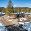 Mobile Home for Sale: Manuf, Dbl Wide Manufactured > 2 Acres, Manuf, Dbl Wide - Spirit Lake, ID, Spirit Lake, ID