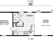 New Mobile Home Model for Sale: Albion by Champion Home Builders