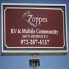 Mobile Home Park: Zoppes  -  Directory, Seagoville, TX